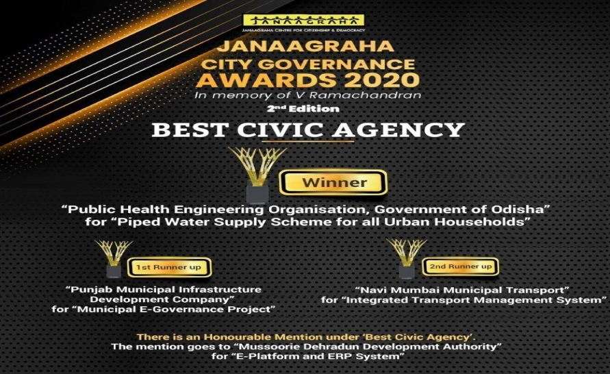 Best CIVIC Agency Award_1st Runnerup